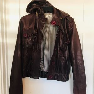 Mike Chris leather M